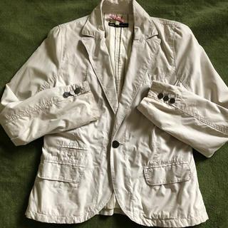 グローバルリズムエッセンス(global rythme essence)のジャケット(テーラードジャケット)