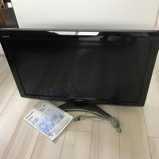 シャープ(SHARP)のSHARP AQUOS 32型  2011年製  テレビ(テレビ)