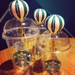 スターバックスコーヒー(Starbucks Coffee)のスターバックス 中国 気球 キーホルダーセット(キーホルダー)