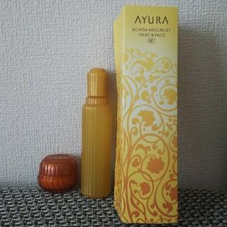 アユーラ(AYURA)のアユーラ  美活沙めぐりセット(ヘッド&フェース)(美容液)