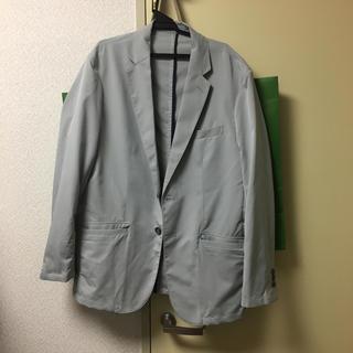 ジーユー(GU)のGU  薄手ジャケット(テーラードジャケット)