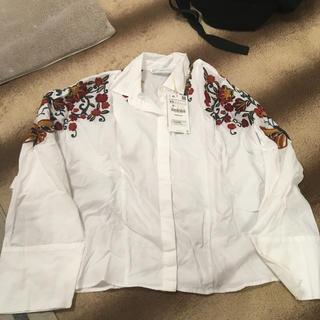 ザラ(ZARA)のシャツ(シャツ/ブラウス(長袖/七分))