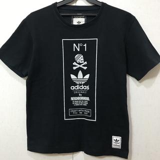 アディダス(adidas)のadidas neighborhood コラボTシャツ(Tシャツ/カットソー(半袖/袖なし))