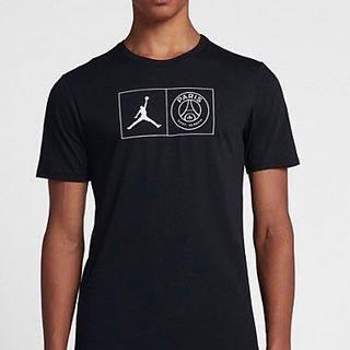 ナイキ(NIKE)のPSG JORDAN ジョーダン パリサンジェルマン Tシャツ nike【M】(Tシャツ/カットソー(半袖/袖なし))