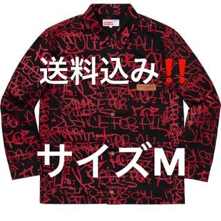 シュプリーム(Supreme)のsupreme comme des garcons chore coat M(Gジャン/デニムジャケット)