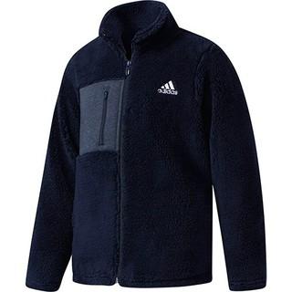 アディダス(adidas)の【新品】130 アディダス(adidas) ボーイズ  フリースジャケット   (ジャケット/上着)