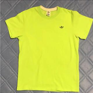 アディダス(adidas)の★アディダス 蛍光色 Tシャツ(Tシャツ/カットソー(半袖/袖なし))