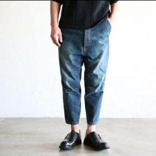 スズキタカユキ(suzuki takayuki)のsuzuki takayuki  denim pants Ⅱ スズキタカユキ(デニム/ジーンズ)