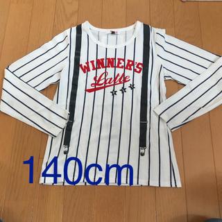 ピンクラテ(PINK-latte)のピンクラテ 長袖  140cm(Tシャツ/カットソー)