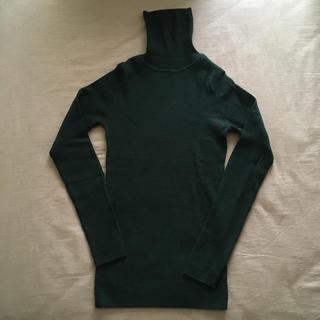 ムジルシリョウヒン(MUJI (無印良品))の無印良品 タートルネックニット (ニット/セーター)