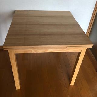MUJI (無印良品) - 無印 エクステンションテーブル
