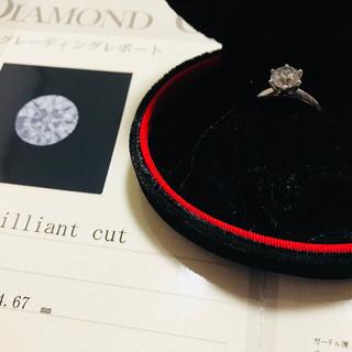 1.503ct ダイヤモンドリング(リング(指輪))