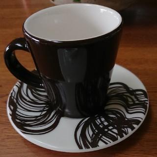 イッタラ(iittala)のAIKA  デミタスカップ&ソーサー  1(食器)