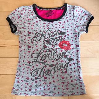 ピンクラテ(PINK-latte)のピンクラテのTシャツ(Tシャツ(半袖/袖なし))