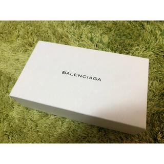 バレンシアガ(Balenciaga)の保存箱 バレンシアガ 新品 ※サイフ(その他)
