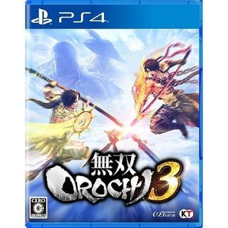 PS4 無双OROCHI3 通常版