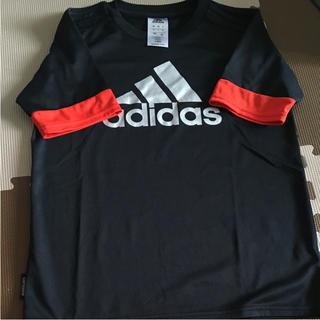 アディダス(adidas)のアディダス Tシャツ/サイズ150(Tシャツ/カットソー)