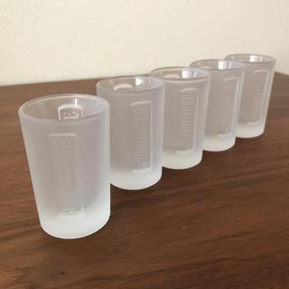 イエーガー(JAEGER)の【非売品】イエガーマイスター ショットグラス 5個セット(グラス/カップ)