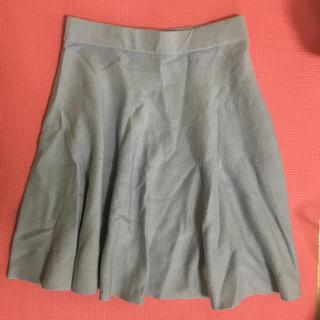 プロポーション(PROPORTION)のプロポーション ニットスカート(ひざ丈スカート)