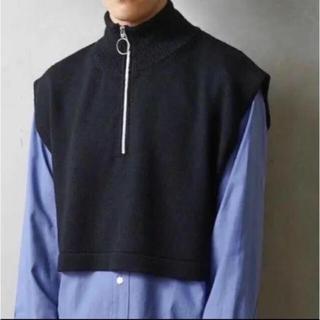 アレッジ(ALLEGE)のAllege neck warmer(ニット/セーター)