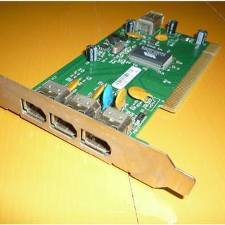バッファロー(Buffalo)のBuffalo IEEE1394 PCIボード IFC-ILP4【送料込】(PCパーツ)