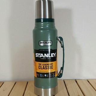 ★訳あり★■新品■◆スタンレー◆ クラシック真空ボトル 1L グリーン 水筒
