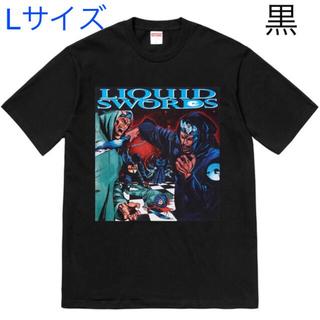 相談可 Lサイズ Liquid Swords Tee シュプリーム Tシャツ