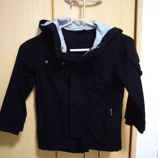 コムサイズム(COMME CA ISM)のCOMME CA ISM男の子フード付きジャンパー(ジャケット/上着)