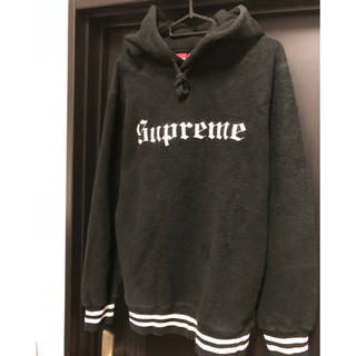 シュプリーム(Supreme)のSupreme Reverse Fleece Hooded(パーカー)