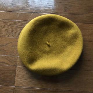 キャトルセゾン(quatre saisons)のキャトルセゾン*ベレー帽(ハンチング/ベレー帽)