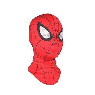 ハロウィン スパイダーマン マスク 仮装 コスプレ レディース メンズ(その他)