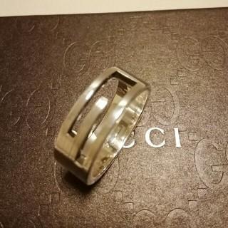 グッチ(Gucci)のGUCCIリングメンズ(リング(指輪))