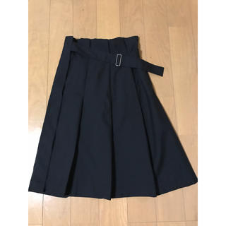 エーティー(A/T)のA / T 高品質スカート Sサイズ 美品(ひざ丈スカート)