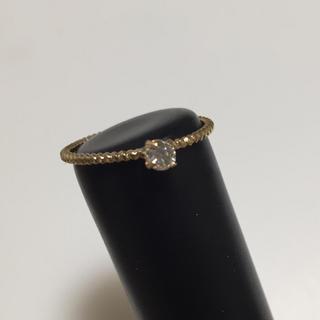 フォーエバートゥエンティーワン(FOREVER 21)の指輪 ピンキーリング(リング(指輪))