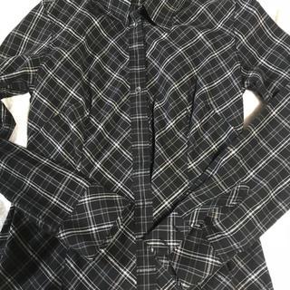 コムサイズム(COMME CA ISM)のコムサイズム、チェックシャツ(シャツ/ブラウス(長袖/七分))