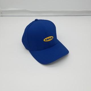 ザラ(ZARA)のIKEA キャップ ブルー(キャップ)
