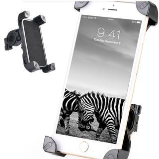 バイクホルダー 自転車スタンド スマホ/iPhoneなど多機種対応(その他)
