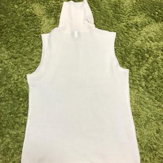 コムサイズム(COMME CA ISM)のコムサイズム ノースリーブ(カットソー(半袖/袖なし))
