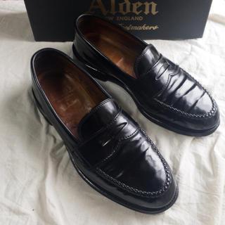 オールデン(Alden)のALDEN Cordovan Penny Loafer (ドレス/ビジネス)