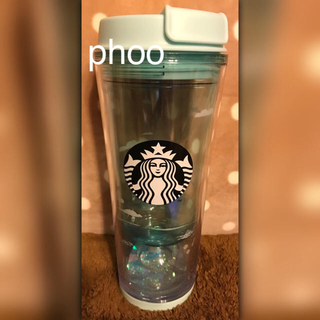 スターバックスコーヒー(Starbucks Coffee)のスタバ 韓国【サマー サーフィン ウォーターボール タンブラー】473ml(タンブラー)