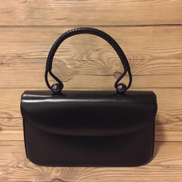 濱野皮革工芸(ハマノヒカクコウゲイ)の専用です✨濱野皮革  フォーマルバッグ レディースのバッグ(ハンドバッグ)の商品写真