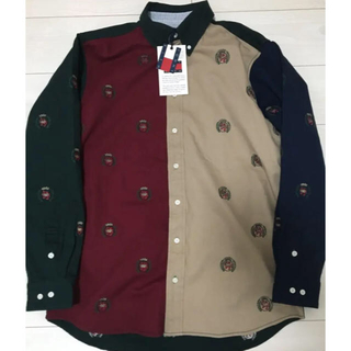 3c8800da トミーヒルフィガー(TOMMY HILFIGER)のTommy Hilfiger Kith Woven Shirt Multi L(シャツ
