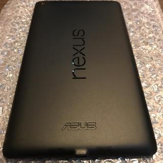 エイスース(ASUS)のnexus7 2013 16gb(タブレット)