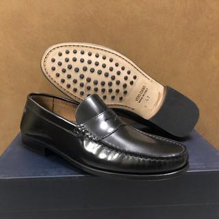 オールデン(Alden)のBORGO MEDICEO ITALY イタリア ローファー 革靴 新品(スリッポン/モカシン)