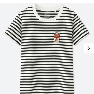 アンディウォーホル(Andy Warhol)のアンディーウォーホル tシャツ ストライプ kohh tiji jojo(Tシャツ/カットソー(半袖/袖なし))