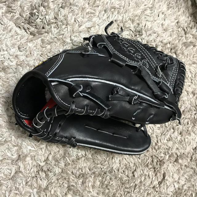 Zeems(ジームス)のピッチャー用  軟式グローブ スポーツ/アウトドアの野球(グローブ)の商品写真