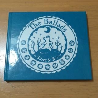 難ありCD B'z The Ballads Love and B'z(ポップス/ロック(邦楽))