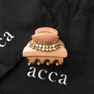 アッカ(acca)のacca(バレッタ/ヘアクリップ)