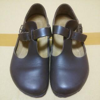 ビルケンシュトック(BIRKENSTOCK)のBIRKENSTOCK パリ サイズ37(24cm)(ローファー/革靴)