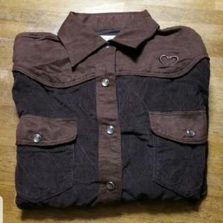 クルー(CRU)のクルー コーデュロイシャツ(シャツ/ブラウス(長袖/七分))